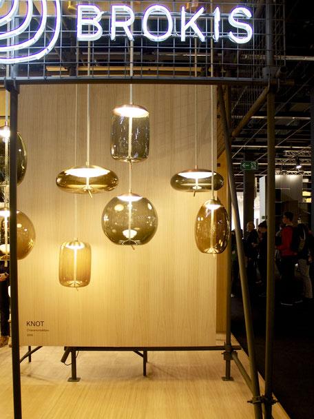 dieartigeBLOG - IMM Cologne - Brokis' Neues Leuchten