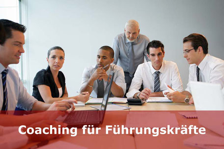 Individuelles Coaching fpr Führungskräfte