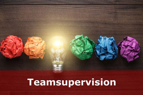 Teamcoaching-Teamsupervision