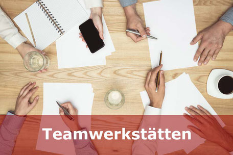 Coaching-Teamwerkstätten