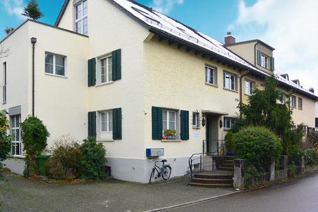 Unsere Physiotherapie-Räume mitten im Zentrum von Winterthur