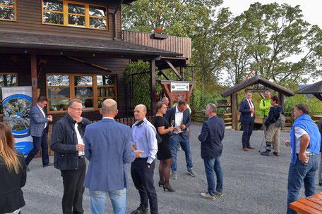 Sommerfest der IGJS e.V. am 24.09.2021 in der Lobdeburgklause Jena