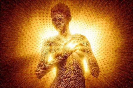 Chakren Therapie, feinstofflicher Energiehaushalt, Gleichgewicht herstellen