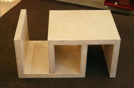 tavolino componibile, tavolino personalizzato