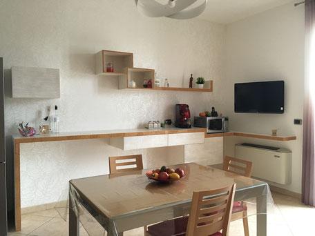 mobili personalizzati, mobili su misura, cucina personalizzata