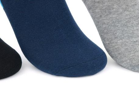 Bild: Herren Sneaker Socken gemustert, Strumpf-Klaus