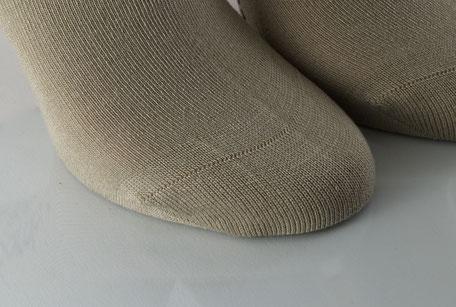 Bild: Bambussocken ohne Gummi, Strumpf-Klaus