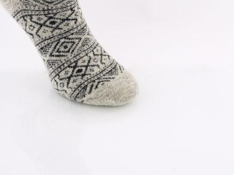 Bild: Canadian Socks, Strumpf-Klaus