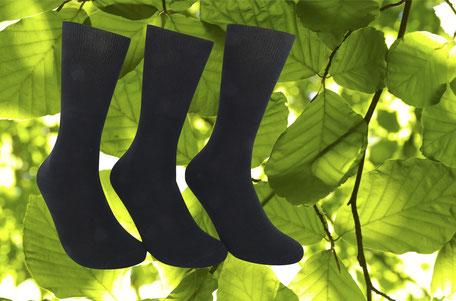 Bild: Eukalyptussocken, Strumpf-Klaus