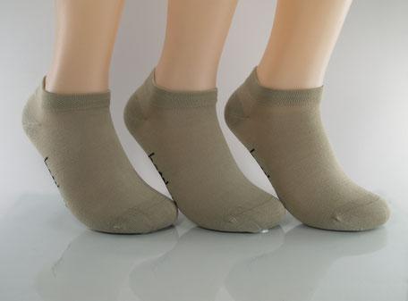 Bild: Bambus Sneaker Socken, Strumpf-Klaus