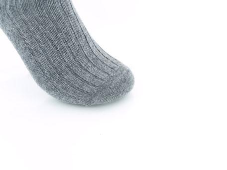 Bild: Socken mit Merinowolle, Strumpf-Klaus