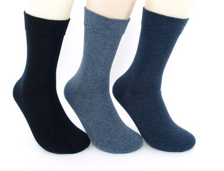Bild: Socken mit weitem Bund, Strumpf-Klaus