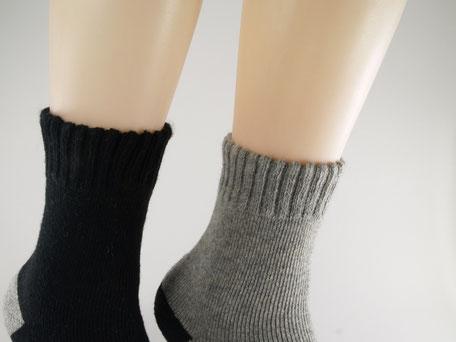 Bild: Anti Rutsch Socken für Herren ohne Gummi, Strumpf-Klaus