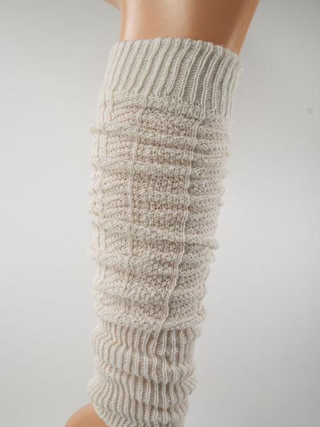 Bild: Stulpen mit Wolle, Strumpf-Klaus