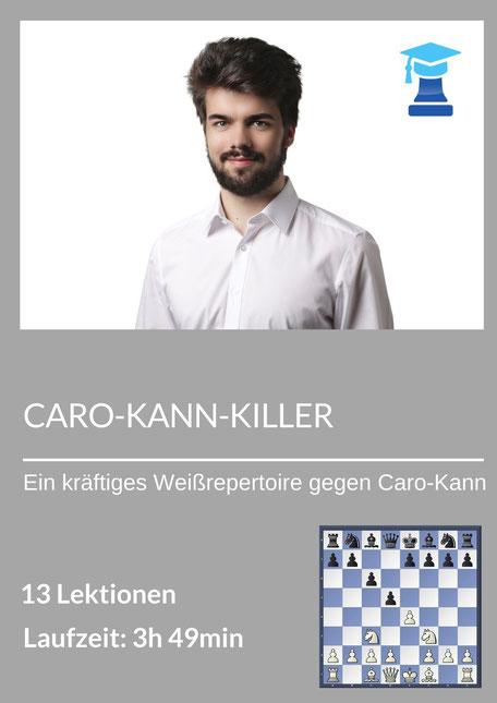 Caro-Kann-Killer, chessemy Produkt