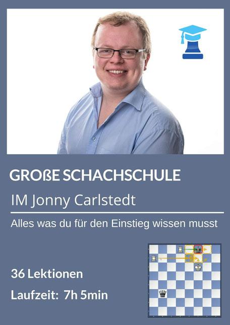 Jonnys große Schachschule, chessemy
