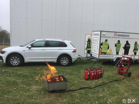 DS Brandschutz Ausbildung