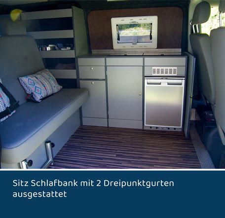 Graf Exploring, Camper mieten, VW Bus T5, VW Bus mieten, Gisela Graf