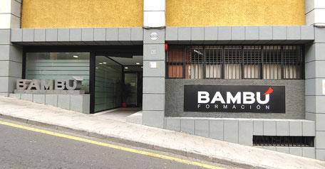 Centro de Formación Bambú