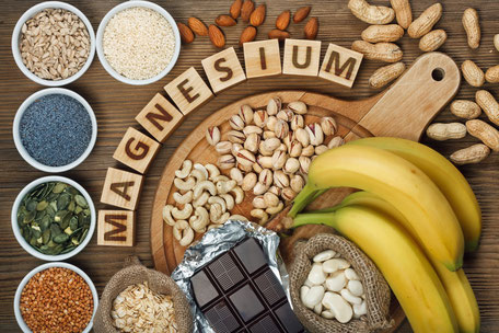 Magnesium für stabile Knochen und starke Muskeln