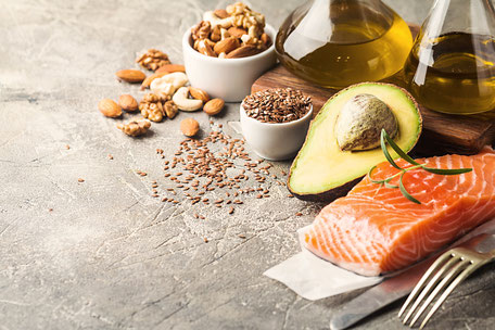 Gesunde Ernährung: Fette
