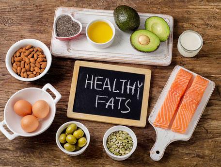 Gesunde Fette und Ihre Funktion im Körper