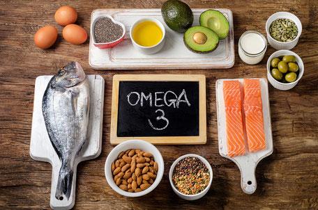 Die Omega-3-Fettsäuren