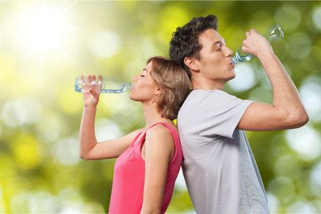 Die einfachste Art, gesund zu leben: Wasser!