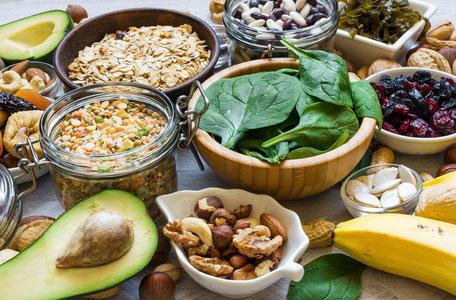 Die zehn magnesiumreichsten Lebensmittel