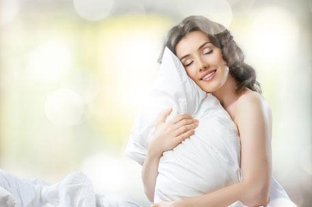 Betrachte den Schlaf als deinen Freund