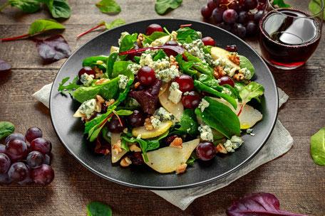 Vitamine sind wichtig und müssen regelmäßig auf dem Speiseplan stehen