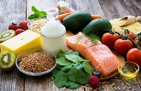 Maximal 30 Prozent gesundes Fett am Tag