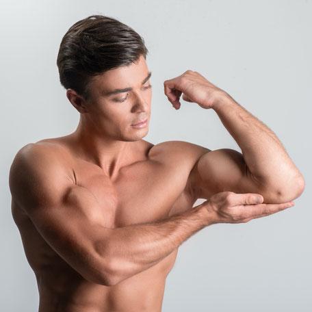 Schneller Kraftzuwachs und Muskelaufbau