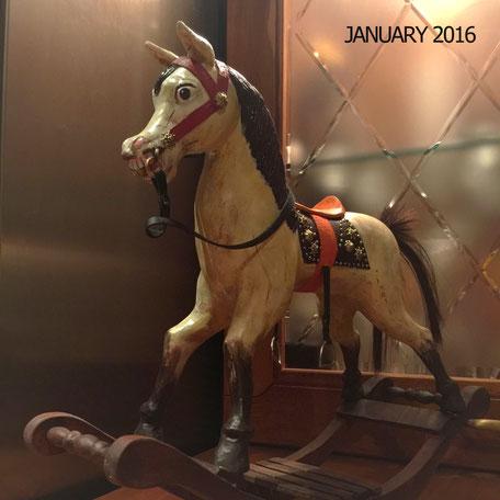 Императорская лошадка