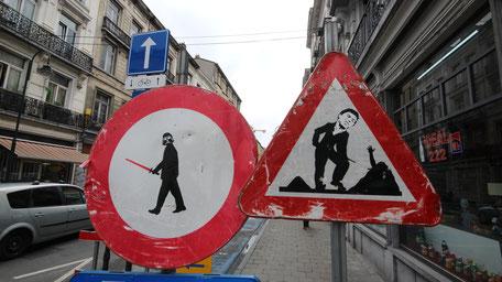 Bruxelles Rue Van Artevelde