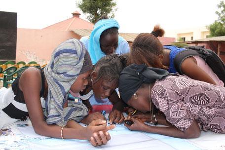 Alliance Française de Kaolack (Sénégal)