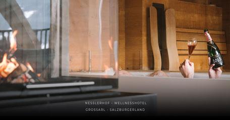 Hotel Nesslerhof - Großarl - Salzburger Land (Wellnesshotel, Wanderhotel. Familienhotel)