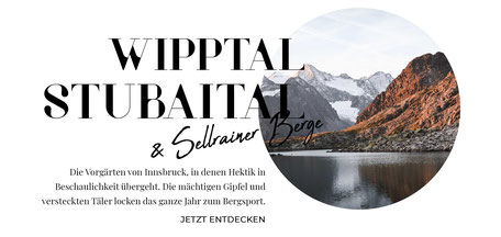 Tirol Online-Reiseführer: die besten Wandertipps, Ausflüge, Hotels, Restaurants: Wipptal, Stubaital, Sellrainer Berge