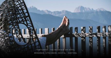 Tratterhof, Wellnesshotel Südtirol