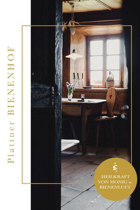 Plattner Bienenhof - Ritten/Südtirol - Museum + ApiWellness Bio-Imker Hotel Rinner