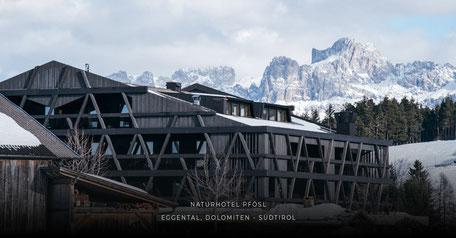 Naturhotel Pfösl, Dolomiten - Südtirol/Italien