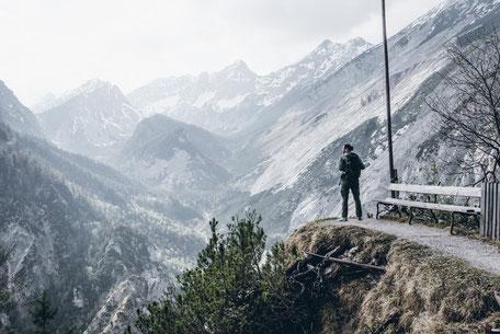 Halltal - Alpensöhnehütte