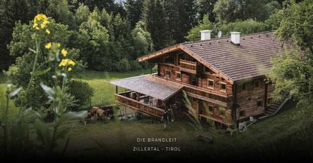 Brandleit - Ferienhaus im Zillertal
