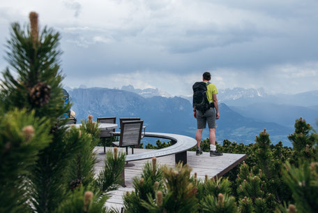 Südtiroler Himmelstour - RITTEN/Südtirol - Wandertipp/Wandertour für Familien mit Kindern