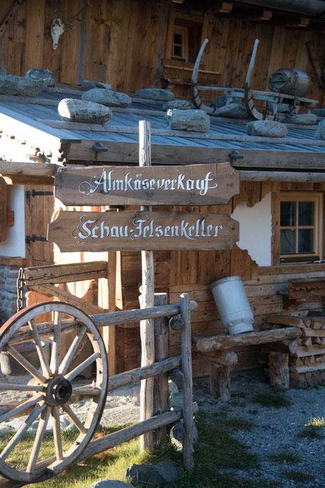 Bischofer Käsalm, Alpbach - Tirol