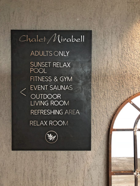 adults only Premium SPA, Hotel Chalet Mirabell in Hafling bei Meran, Südtirol
