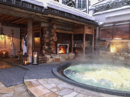 Kelosauna, SPA, Stock Resort im Zillertal, Tirol