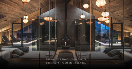 Purmontes Privat Luxury Chalet, Winklerhotels, Kronplatz - Pustertal, Südtirol