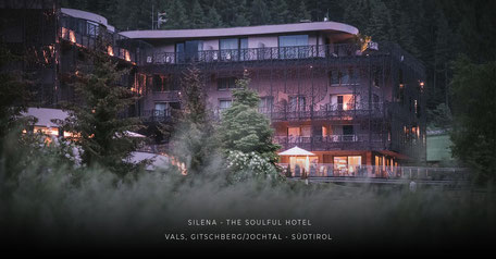 SILENA - the soulful hotel, Gitschberge.Jochtal - Südtirol