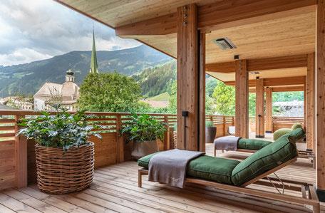 Hotel Neueröffnungen in Tirol 2021 - MalisGarten im Zillertal, nachhaltiger Wellnessurlaub, AdultsOnly  #mountainhideaways Foto: ©Das Posthotel GmbH/ZillerSeasons